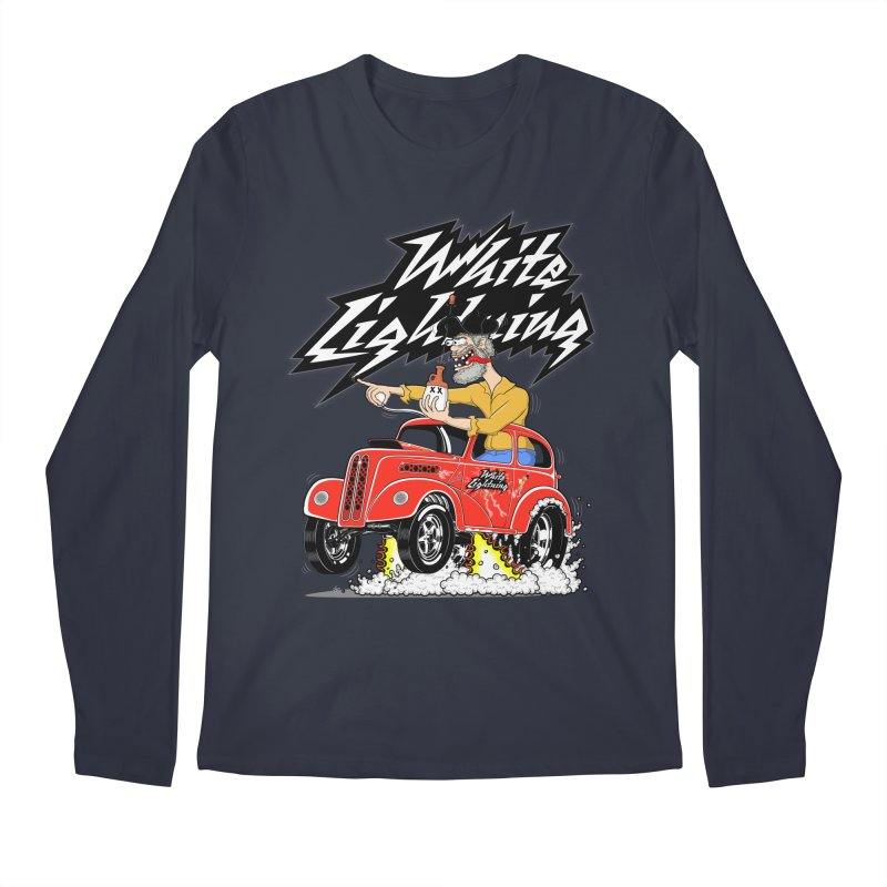 1948 Anglia #2 Men's Regular Longsleeve T-Shirt by screamnjimmy's Artist Shop