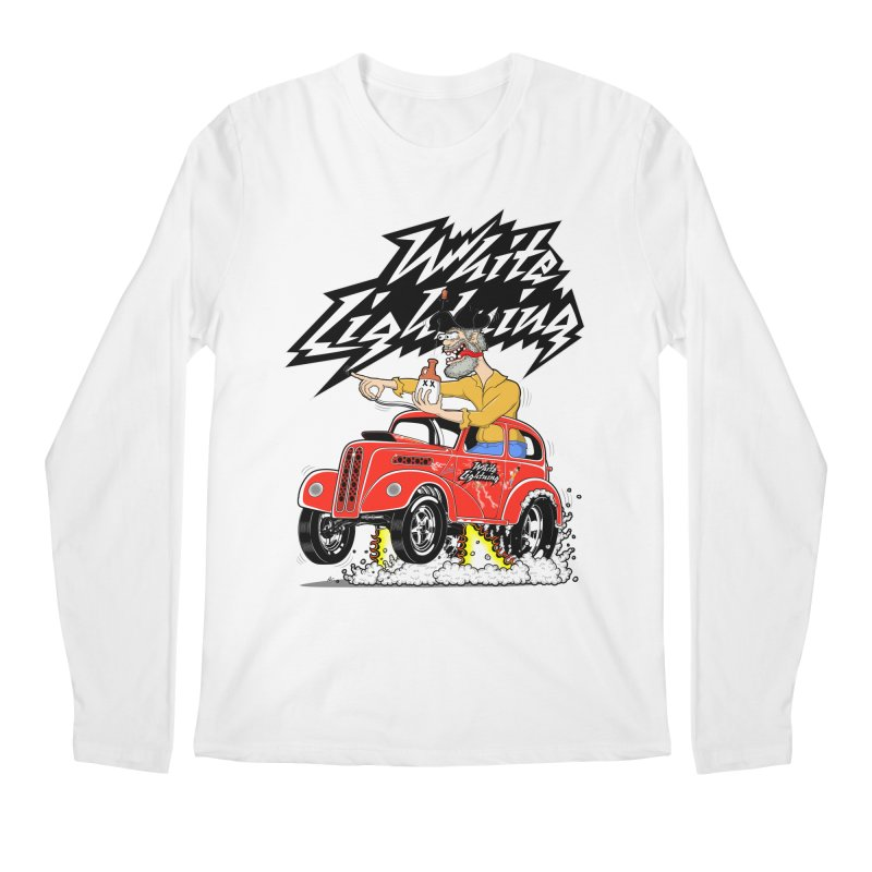 1948 Anglia #2 Men's Longsleeve T-Shirt by screamnjimmy's Artist Shop
