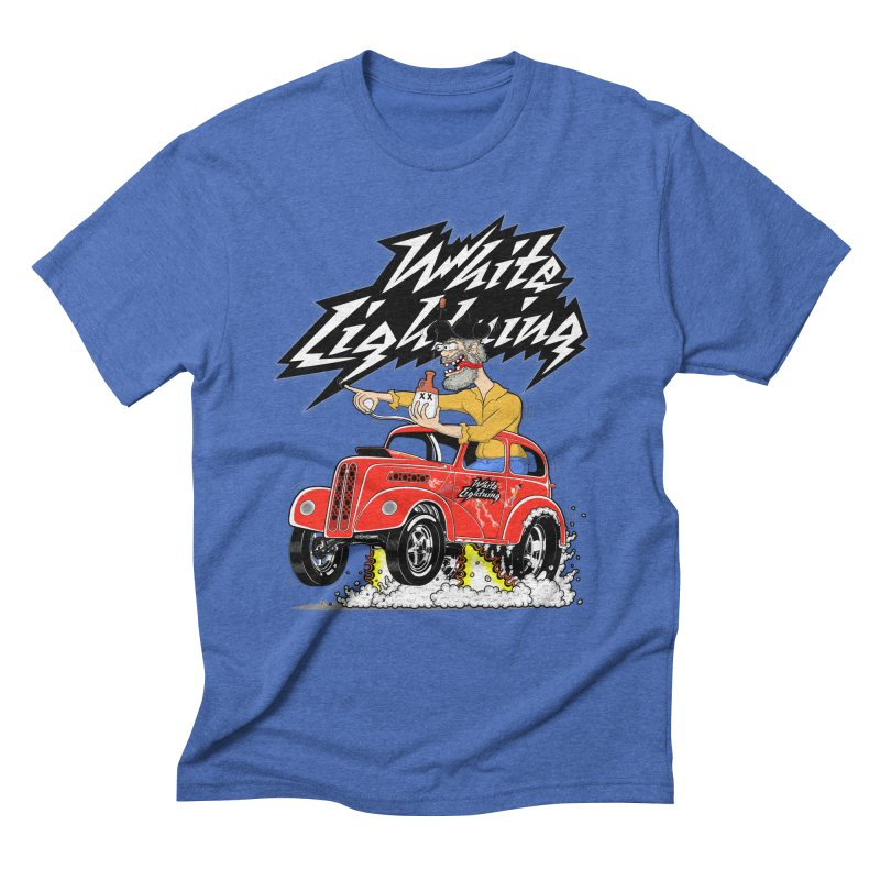 1948 Anglia #2 Men's Triblend T-Shirt by screamnjimmy's Artist Shop
