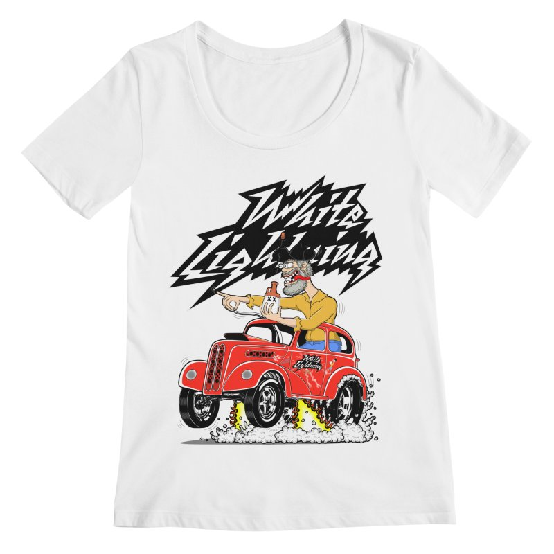 1948 Anglia #2 Women's Regular Scoop Neck by screamnjimmy's Artist Shop