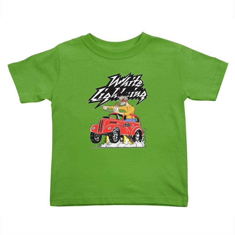 1948 Anglia #2 Kids Toddler T-Shirt by screamnjimmy's Artist Shop