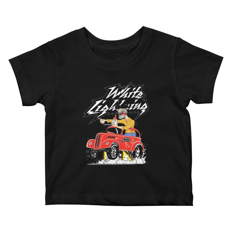 1948 Anglia #2 Kids Baby T-Shirt by screamnjimmy's Artist Shop
