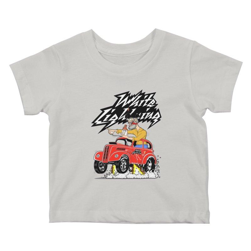 1948 Anglia #2 Kids Baby T-Shirt by screamnjimmy's Artist Shop