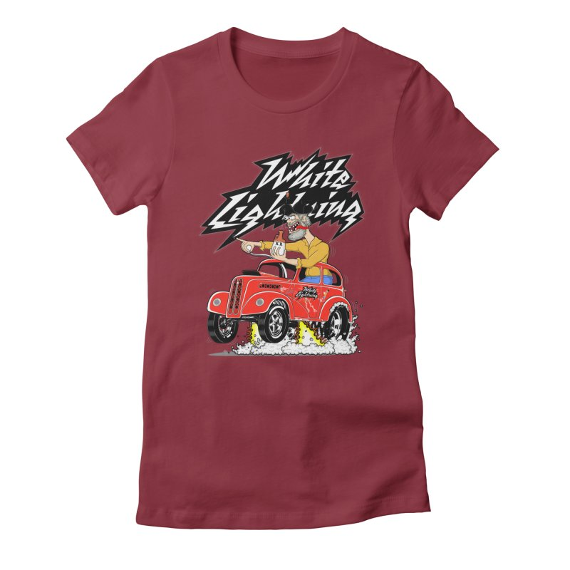 1948 Anglia #2 Women's T-Shirt by screamnjimmy's Artist Shop