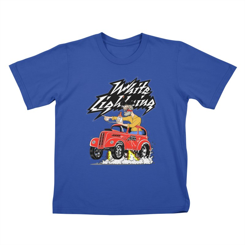 1948 Anglia #2 Kids T-Shirt by screamnjimmy's Artist Shop