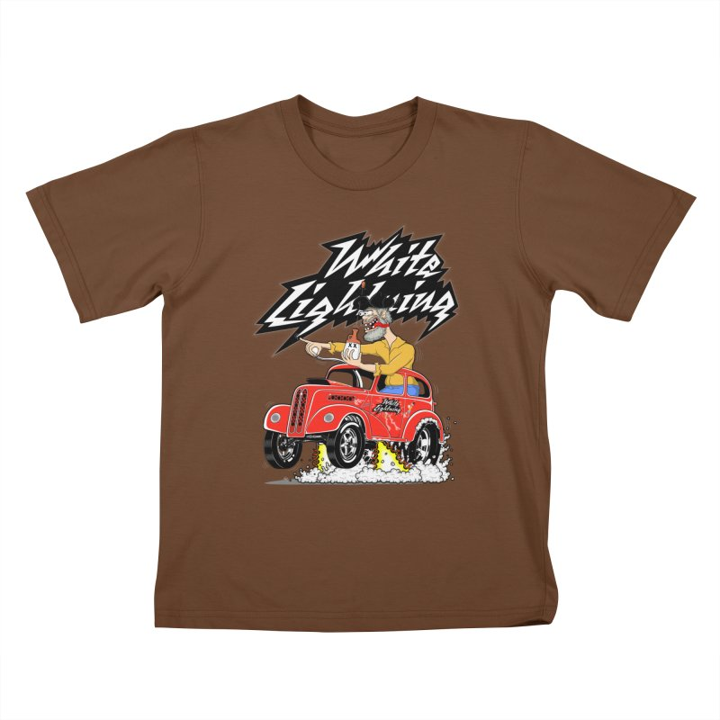 1948 Anglia #2 Kids T-Shirt by screamnjimmy's Artist Shop