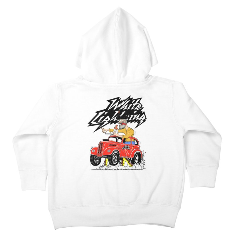 1948 Anglia #2 Kids Toddler Zip-Up Hoody by screamnjimmy's Artist Shop