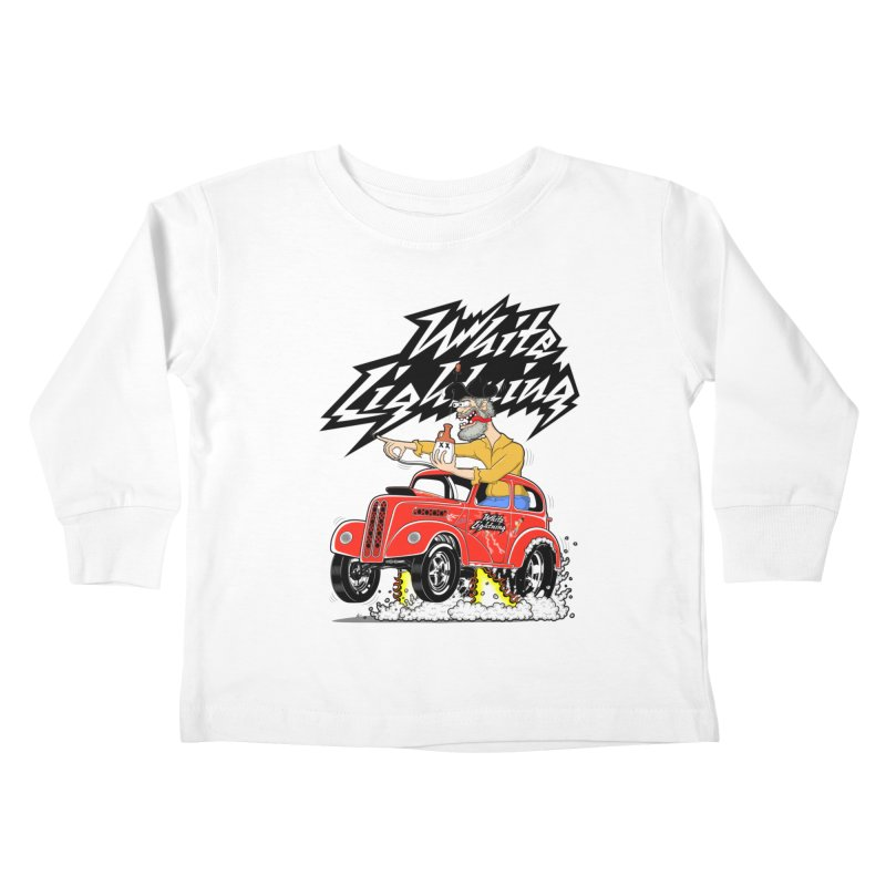 1948 Anglia #2 Kids Toddler Longsleeve T-Shirt by screamnjimmy's Artist Shop