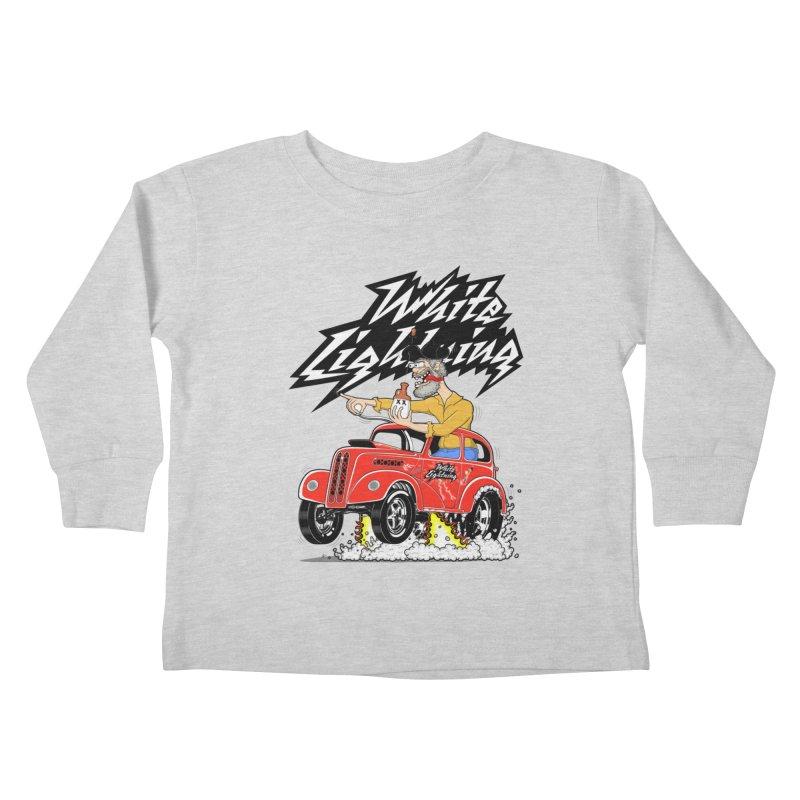 1948 Anglia #2 Kids Toddler Longsleeve T-Shirt by screamnjimmy's Artist Shop