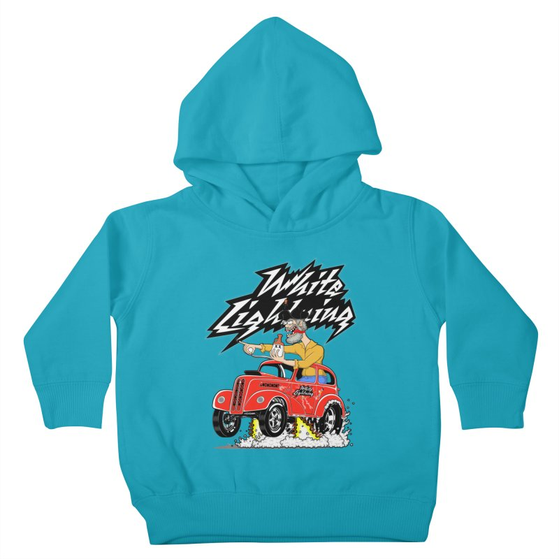1948 Anglia #2 Kids Toddler Pullover Hoody by screamnjimmy's Artist Shop