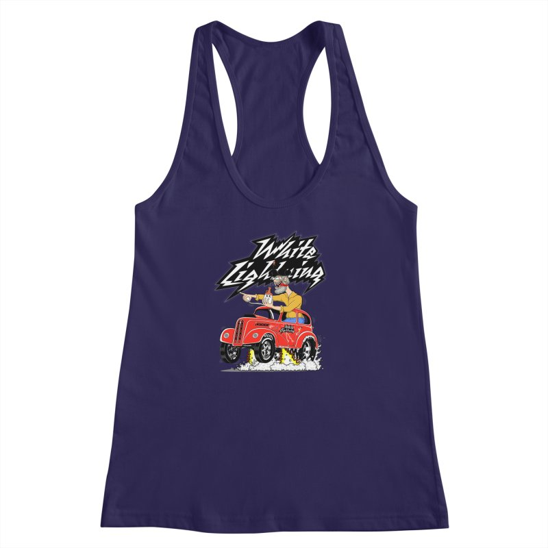 1948 Anglia #2 Women's Racerback Tank by screamnjimmy's Artist Shop