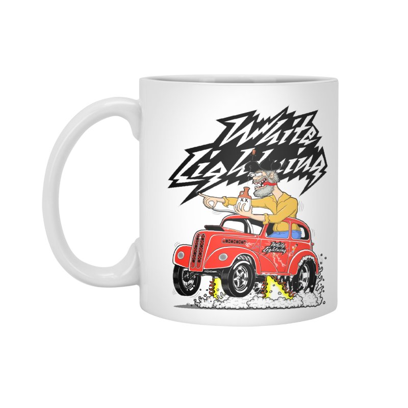 1948 Anglia #2 Accessories Mug by screamnjimmy's Artist Shop