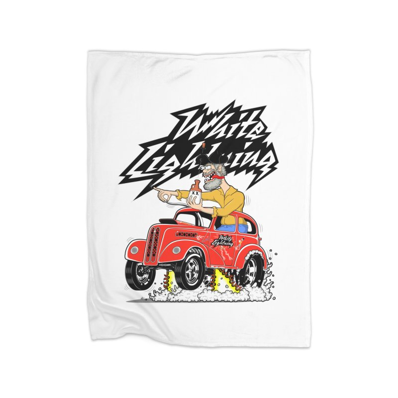 1948 Anglia #2 Home Blanket by screamnjimmy's Artist Shop