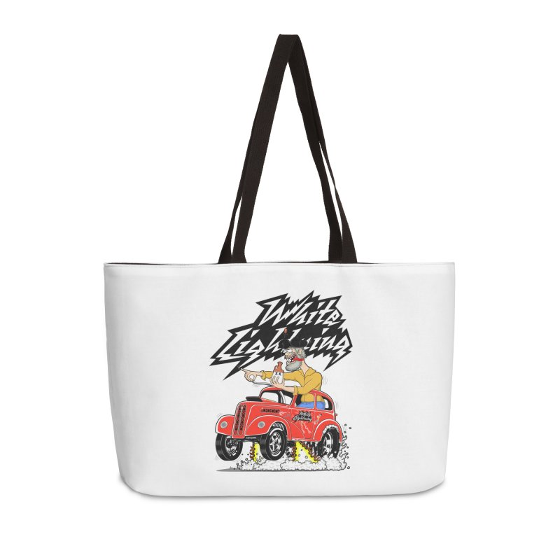 1948 Anglia #2 Accessories Bag by screamnjimmy's Artist Shop