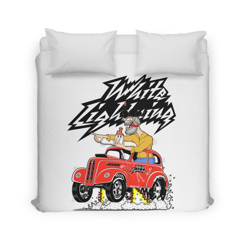 1948 Anglia #2 Home Duvet by screamnjimmy's Artist Shop