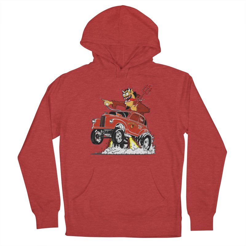 1948 Austin Gasser #1 Women's French Terry Pullover Hoody by screamnjimmy's Artist Shop