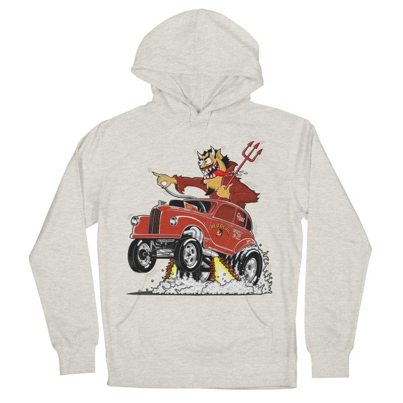 1948 Austin Gasser #1 Men's Pullover Hoody by screamnjimmy's Artist Shop