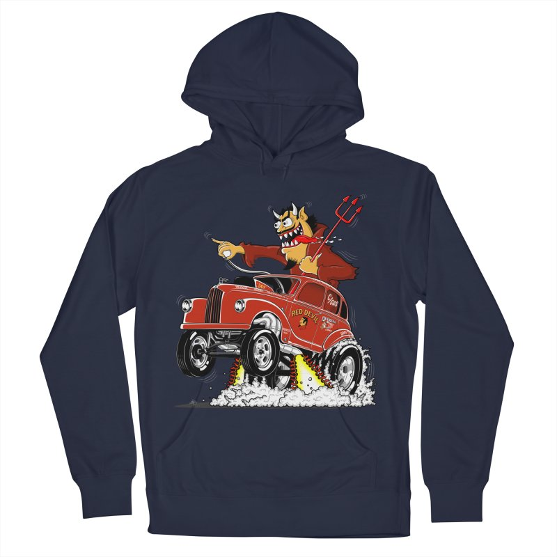 1948 Austin Gasser #1 Men's French Terry Pullover Hoody by screamnjimmy's Artist Shop