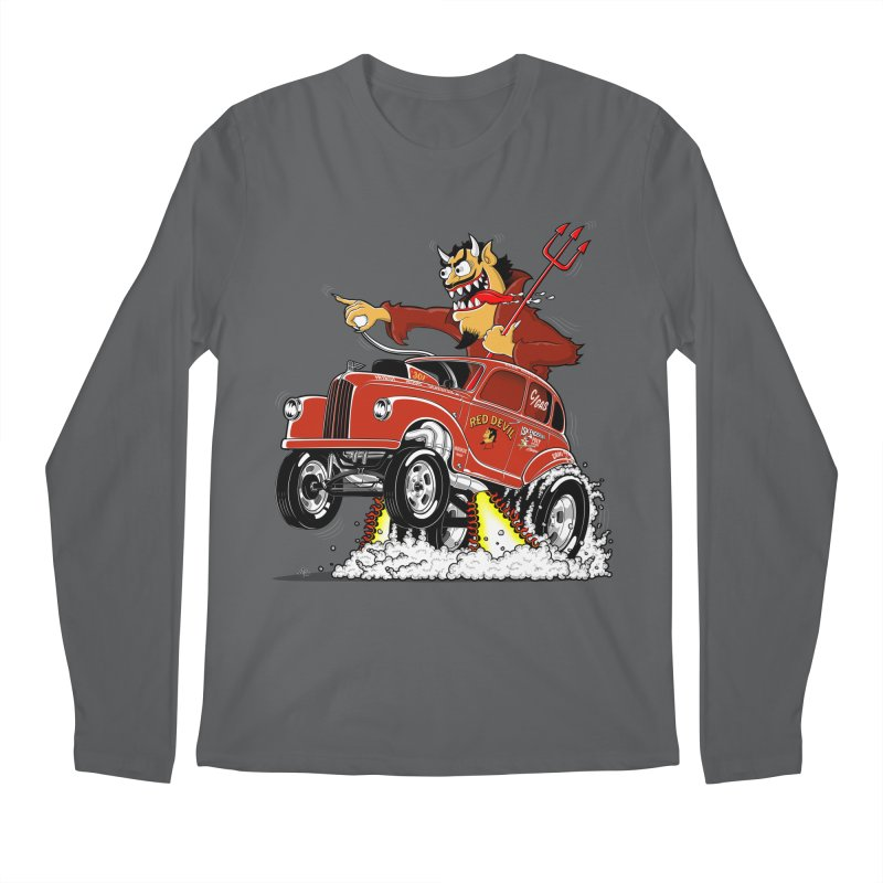 1948 Austin Gasser #1 Men's Longsleeve T-Shirt by screamnjimmy's Artist Shop