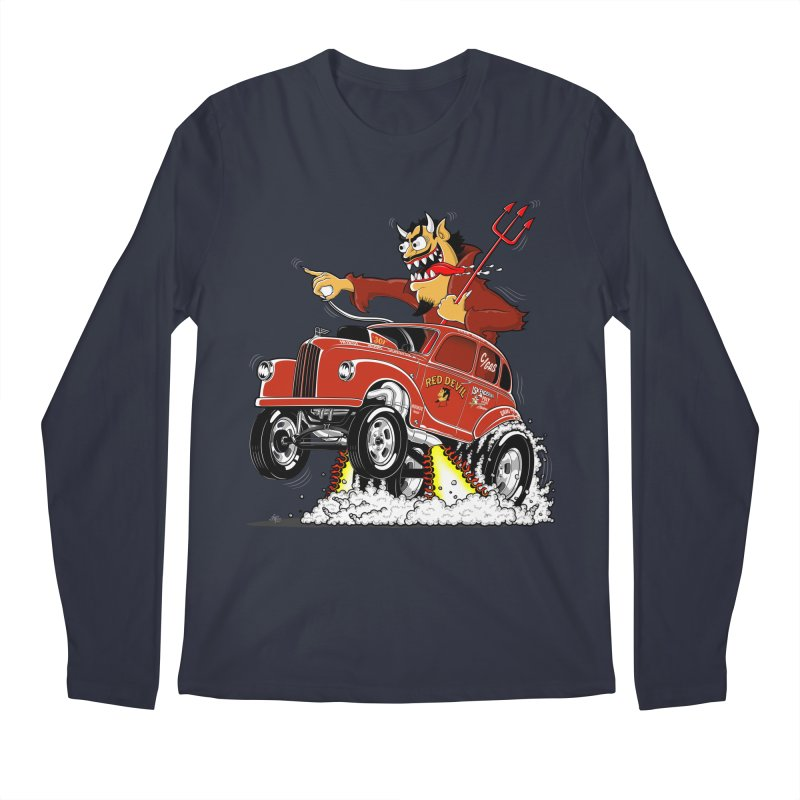 1948 Austin Gasser #1 Men's Regular Longsleeve T-Shirt by screamnjimmy's Artist Shop