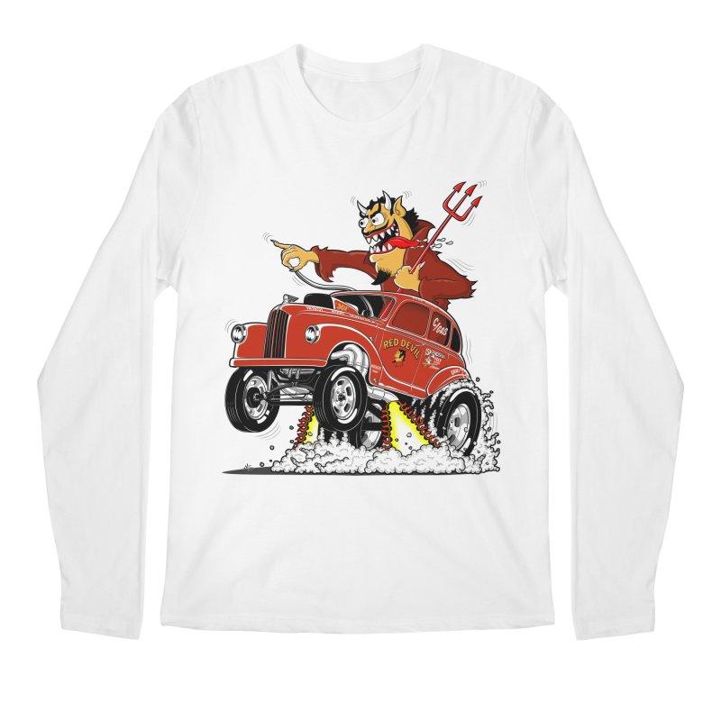 1948 Austin Gasser #1 Men's Regular Longsleeve T-Shirt by screamnjimmy's Artist Shop