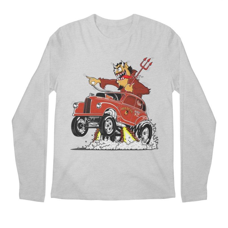 1948 Austin Gasser #1 Men's Longsleeve T-Shirt by screamnjimmy's Artist Shop