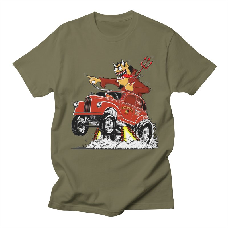 1948 Austin Gasser #1 Men's Regular T-Shirt by screamnjimmy's Artist Shop