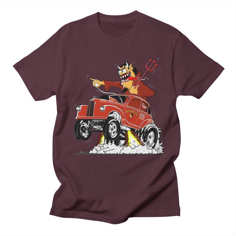 1948 Austin Gasser #1 Women's Unisex T-Shirt by screamnjimmy's Artist Shop