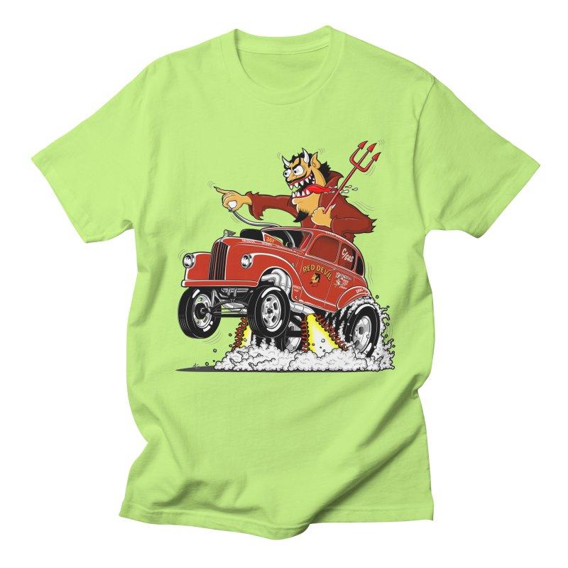 1948 Austin Gasser #1 Women's Regular Unisex T-Shirt by screamnjimmy's Artist Shop