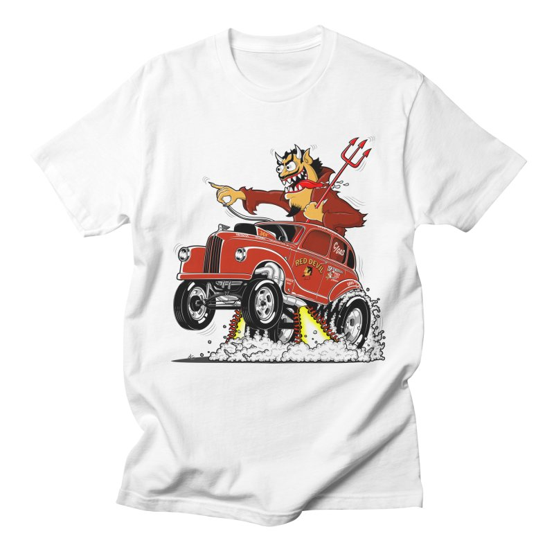 1948 Austin Gasser #1 Men's T-shirt by screamnjimmy's Artist Shop
