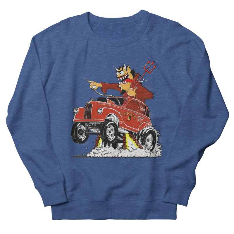 1948 Austin Gasser #1 Women's French Terry Sweatshirt by screamnjimmy's Artist Shop