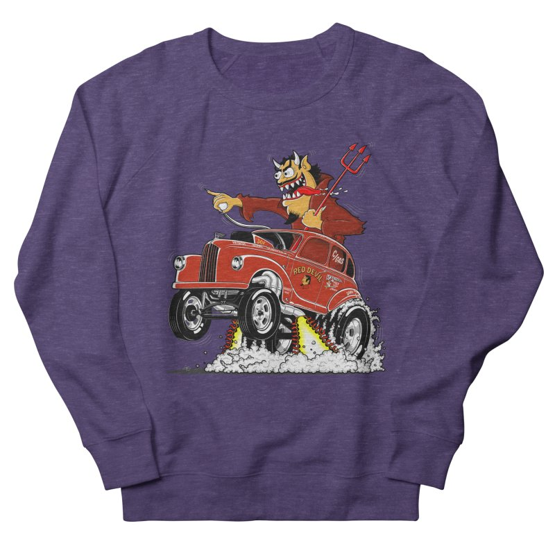1948 Austin Gasser #1 Women's Sweatshirt by screamnjimmy's Artist Shop