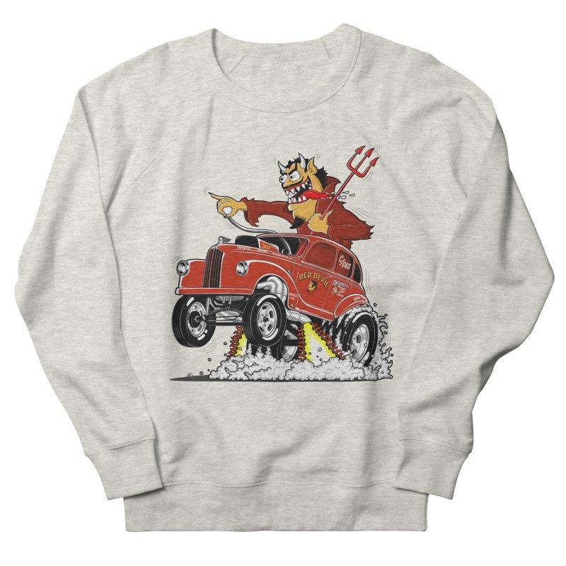 1948 Austin Gasser #1 Women's French Terry Sweatshirt by screamnjimmy's Artist Shop