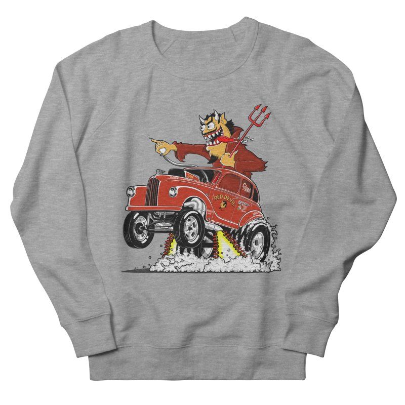 1948 Austin Gasser #1 Men's French Terry Sweatshirt by screamnjimmy's Artist Shop