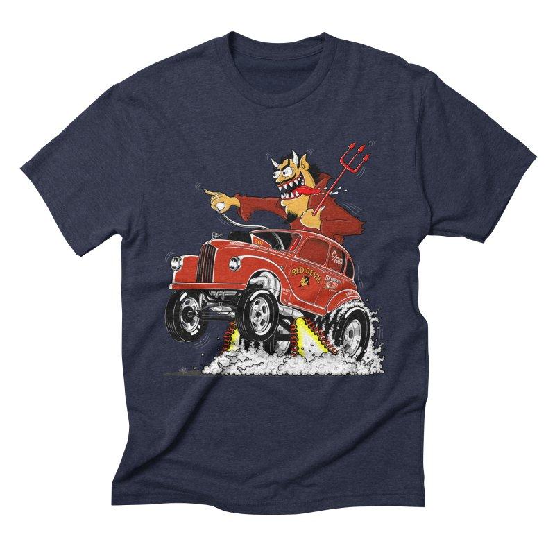 1948 Austin Gasser #1 Men's T-Shirt by screamnjimmy's Artist Shop