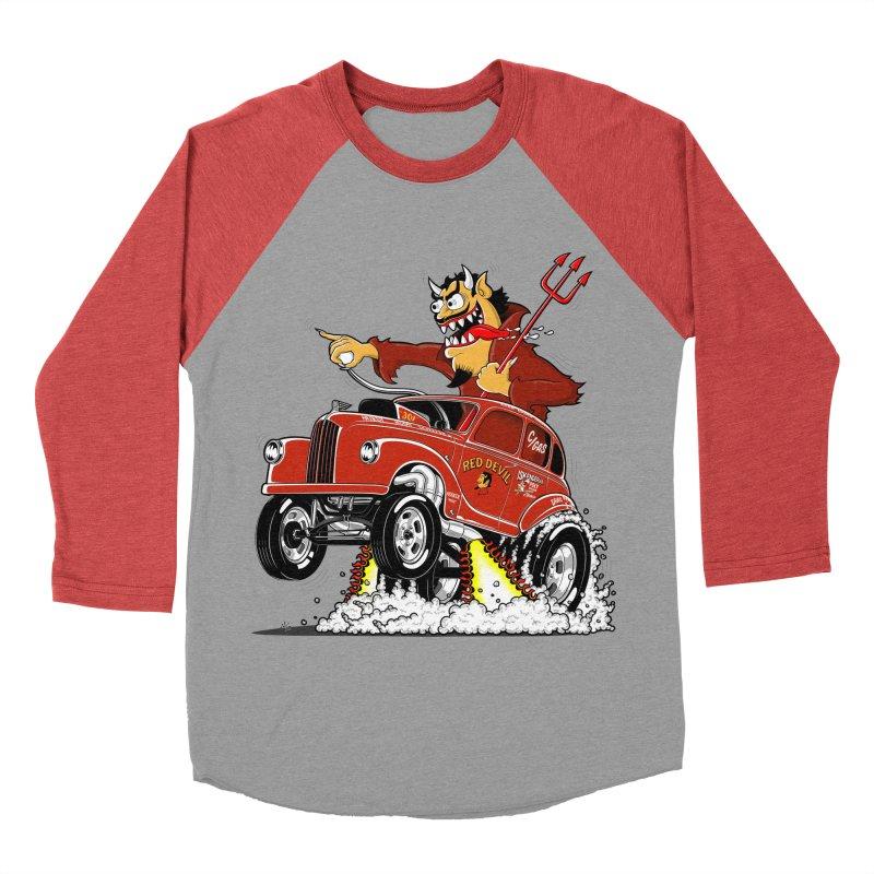 1948 Austin Gasser #1 Women's Baseball Triblend T-Shirt by screamnjimmy's Artist Shop
