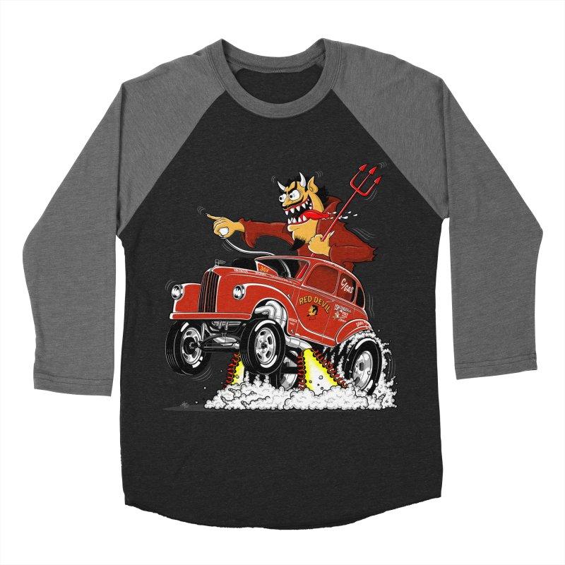 1948 Austin Gasser #1 Men's Baseball Triblend Longsleeve T-Shirt by screamnjimmy's Artist Shop