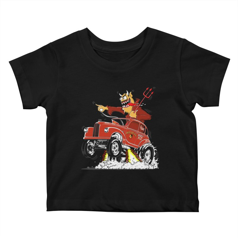 1948 Austin Gasser #1 Kids Baby T-Shirt by screamnjimmy's Artist Shop