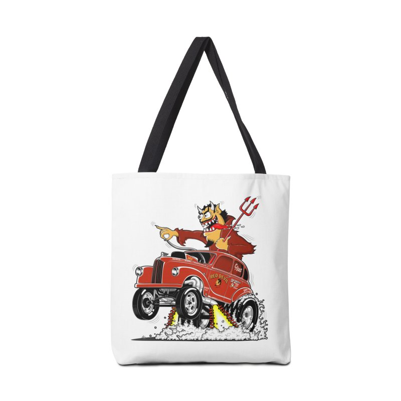 1948 Austin Gasser #1 Accessories Bag by screamnjimmy's Artist Shop
