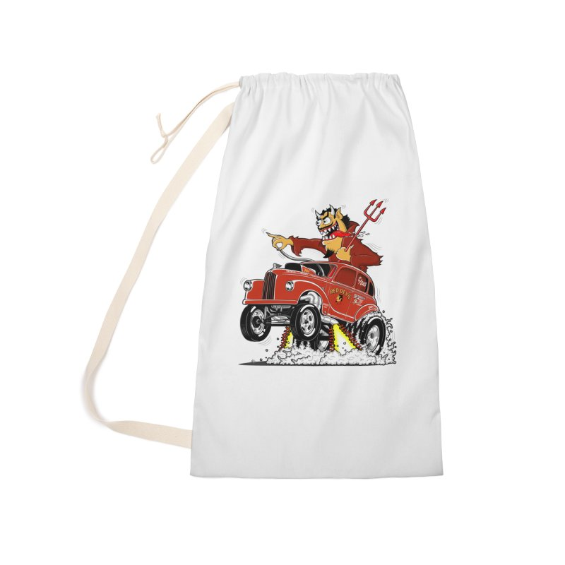 1948 Austin Gasser #1 Accessories Laundry Bag Bag by screamnjimmy's Artist Shop