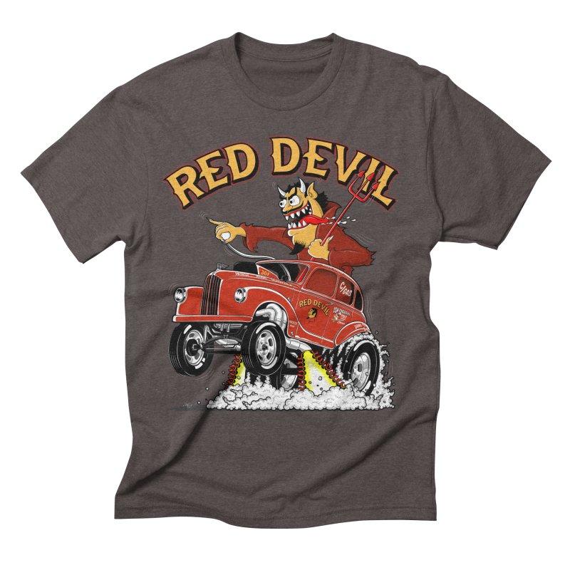 1948 Austin Gasser #2 Men's T-Shirt by screamnjimmy's Artist Shop