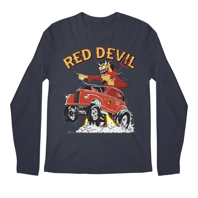 1948 Austin Gasser #2 Men's Regular Longsleeve T-Shirt by screamnjimmy's Artist Shop