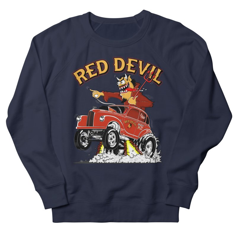 1948 Austin Gasser #2 Women's French Terry Sweatshirt by screamnjimmy's Artist Shop