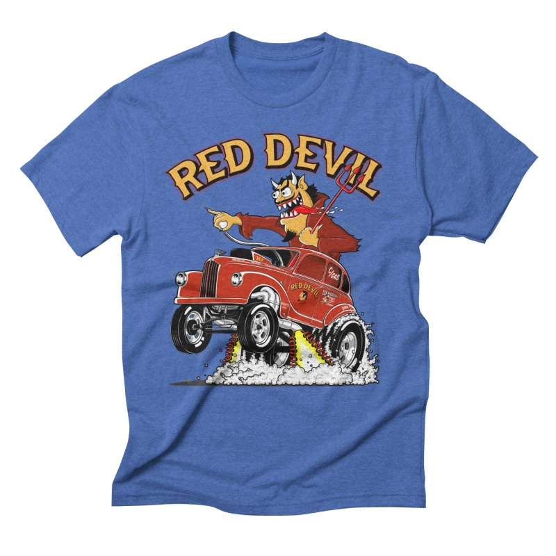1948 Austin Gasser #2 Men's T-Shirt by screamnjimmy's Artist Shop