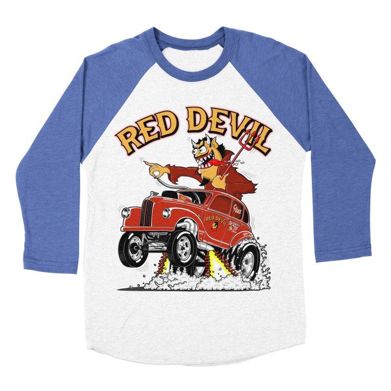 1948 Austin Gasser #2 Men's Baseball Triblend T-Shirt by screamnjimmy's Artist Shop