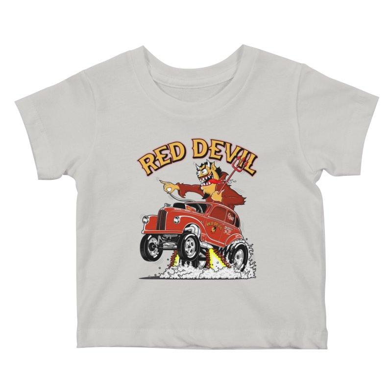 1948 Austin Gasser #2 Kids Baby T-Shirt by screamnjimmy's Artist Shop