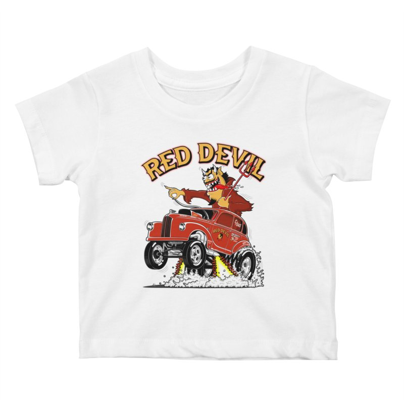 1948 Austin Gasser #2 Kids Baby T-Shirt by screamnjimmy's Artist Shop