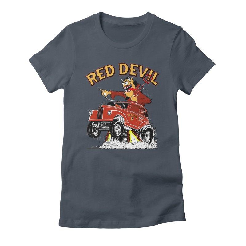 1948 Austin Gasser #2 Women's T-Shirt by screamnjimmy's Artist Shop