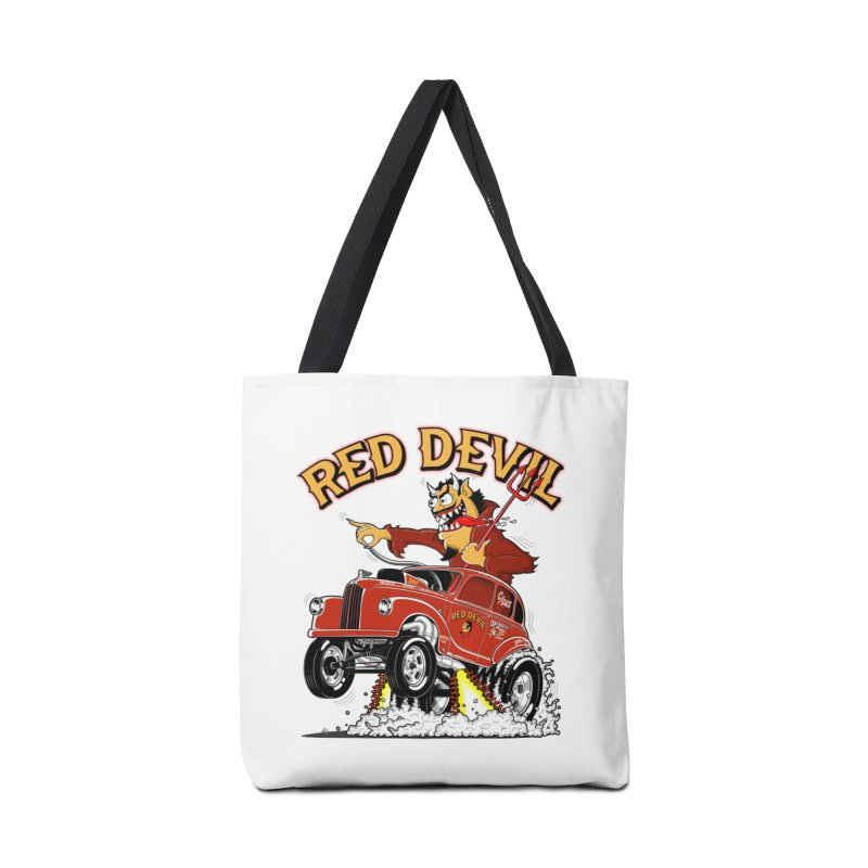 1948 Austin Gasser #2 Accessories Tote Bag Bag by screamnjimmy's Artist Shop