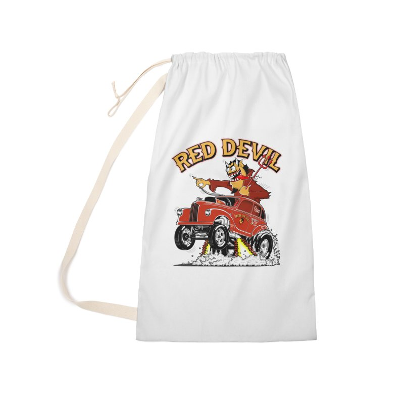 1948 Austin Gasser #2 Accessories Laundry Bag Bag by screamnjimmy's Artist Shop